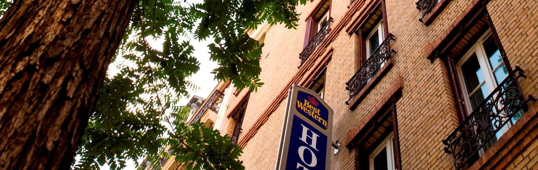 Best Western Hôtel Montcalm - Façade
