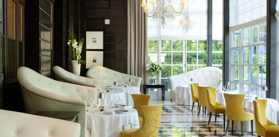 Trianon Palace Versailles - Restaurant Gordon Ramsay 2* Michelin