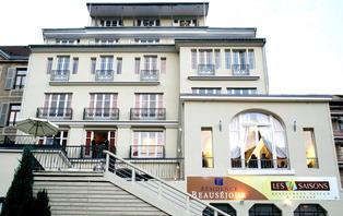 Offre Spéciale : Week-end détente dans une résidence à Plombières les Bains