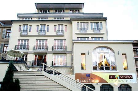 Week-end dans une résidence à Plombières les Bains