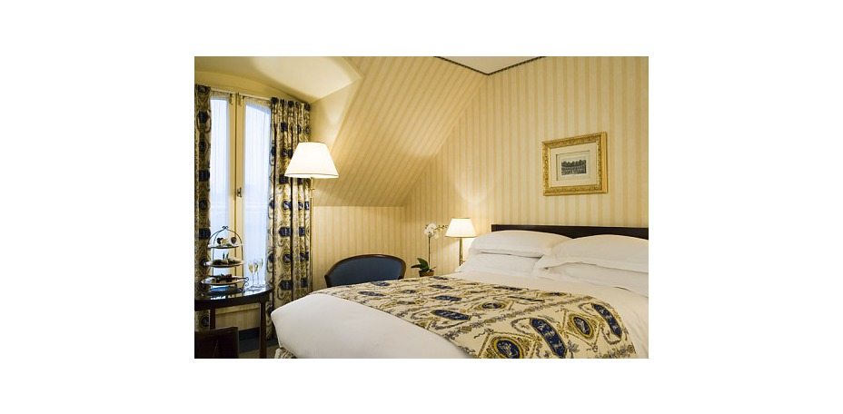 Pullman Versailles Chteau  - Chambre