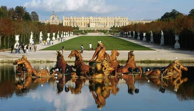 Week-end d�couverte du Ch�teau de Versailles