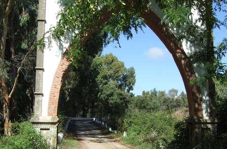 Escapada con detalle de bienvenida cerca de Cáceres