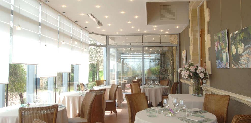 Le Château de Champlong - Restaurant