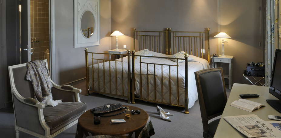Htel Le Splendid - chambre double