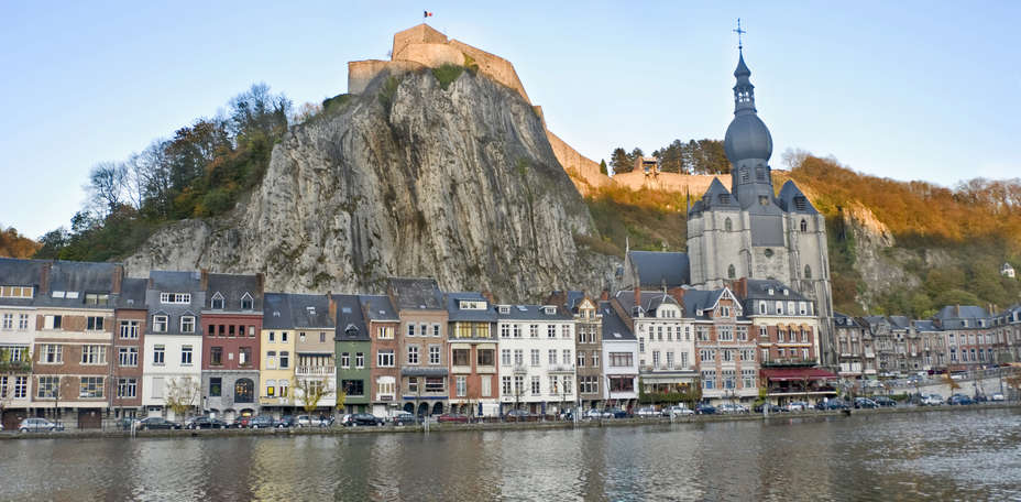 Best Western Dinant Castel de Pont-a-Lesse - 
