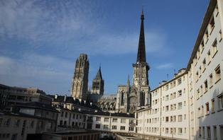 Weekend in het hart van Rouen