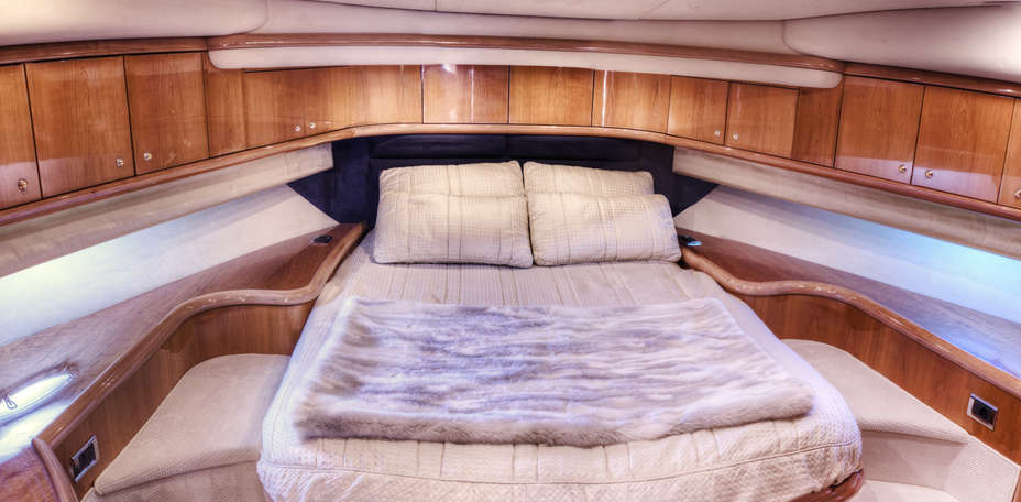 Lady Esther Yacht - Chambre deluxe