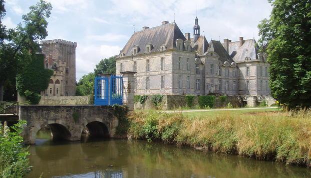 Week-end d�couverte dans un ch�teau au sud de la vall�e de la Loire