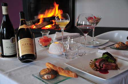 Escapade œnologique avec dîner au cœur des vignes de Brancion
