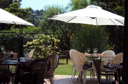 Week-end avec dîner et champagne près de Cannes