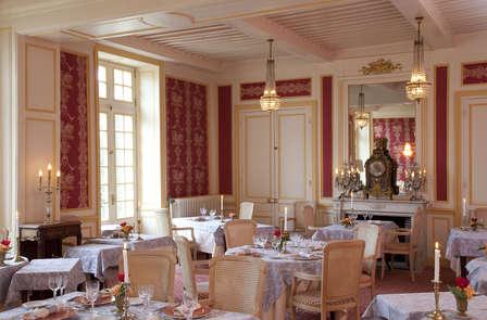 Week-end avec dîner gourmand au Château sur les bords de Saône