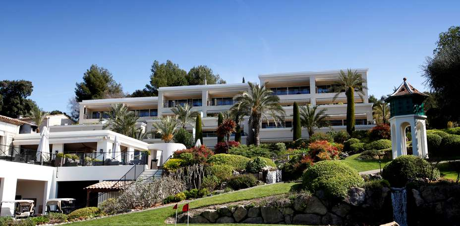 Royal Mougins Hôtel -