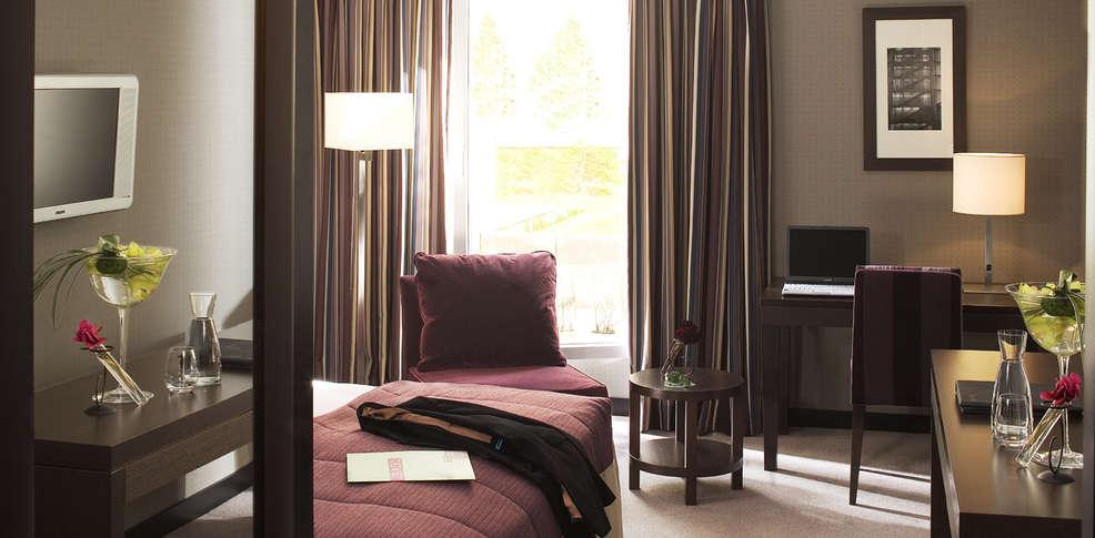 Radisson blu hotel paris boulogne charmehotel boulogne billancourt - Chambre thema parijs ...