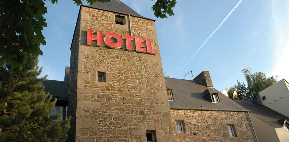 Htel Restaurant Le Saint Aubert - 