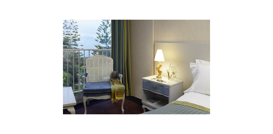 Sofitel Golfe d'Ajaccio Thalassa Sea & Spa  - Chambre standard