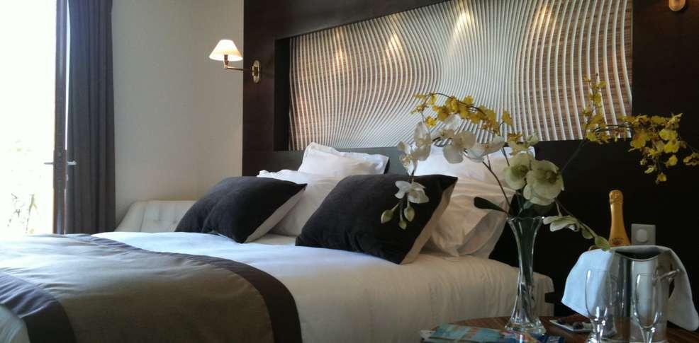 Week end montagne jausiers avec surclassement de la chambre partir de 169 - Chambre romantique paca ...