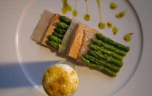 Week-end avec dîner gastronomique au pied de Barcelonnette