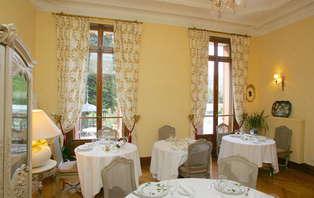 Escapada romántica con cena cerca de Barcelonette
