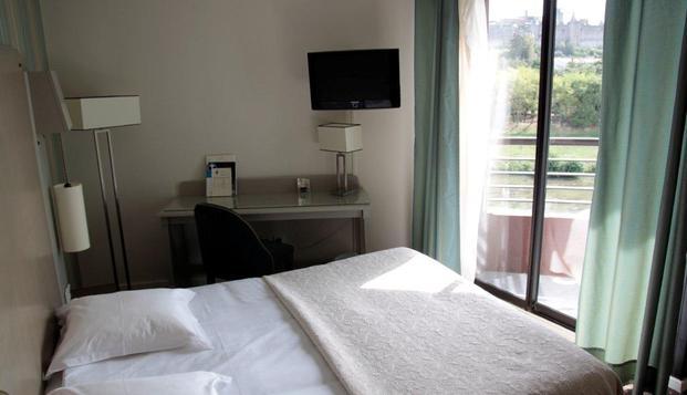 Week-end en chambre standard � Carcassonne