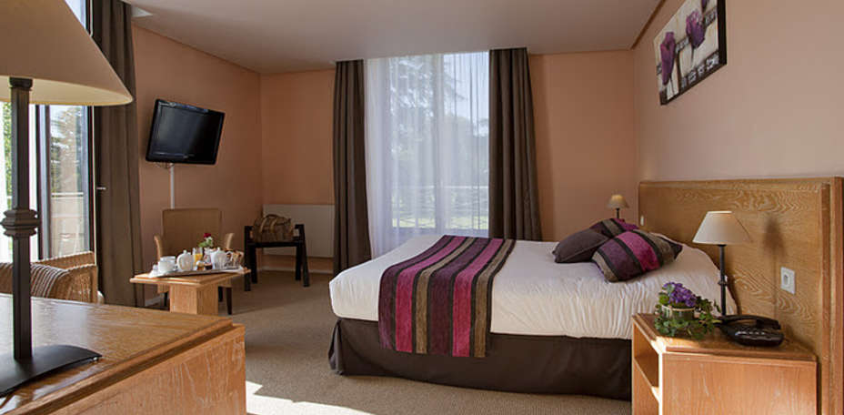 BEST WESTERN Manoir de Beauvoir  -