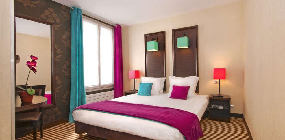 h tel pax op ra charmehotel parijs. Black Bedroom Furniture Sets. Home Design Ideas