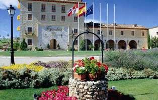 Escapada romántica con cena y visita bodega en Aranda del Duero