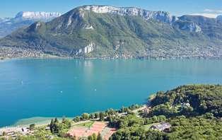Week-end détente près du lac d'Annecy