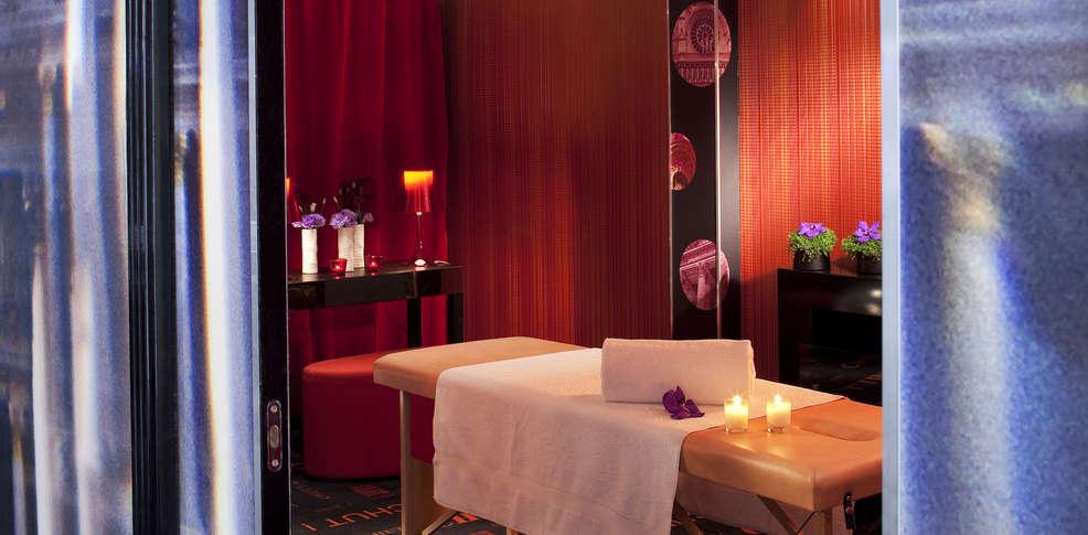Secret de paris design hotel h tel de charme paris for Hotel design andalousie
