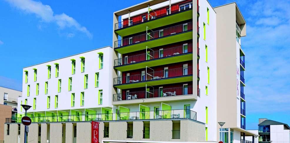 H tel appart city confort tours h tel de charme tours for Appart city amsterdam