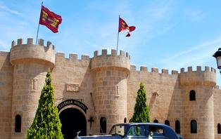 Escapada a un castillo con encanto en Aragon