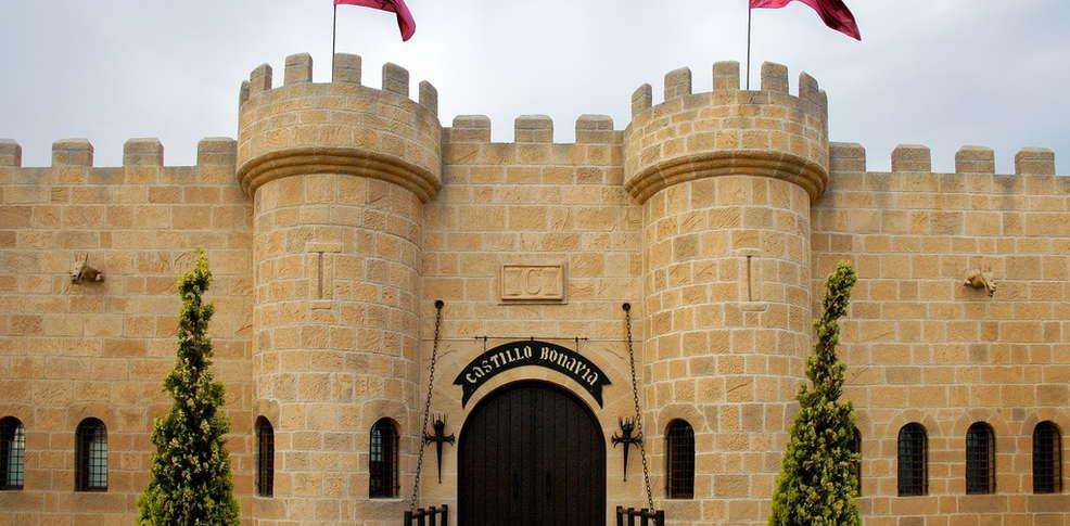 Hotel Castillo Bonav U00eda  H U00f4tel De Charme Zaragoza