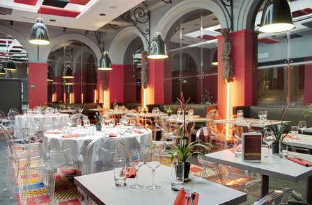 Week-end détente avec dîner à Rouen