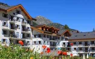Escapade avec soin et accès spa à Vallorcine (2 nuits)