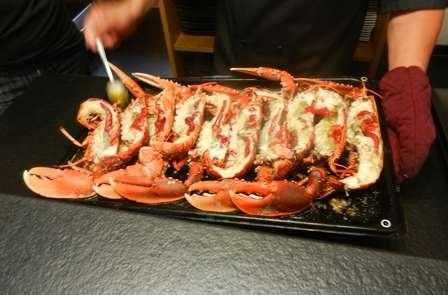 Week-end avec diner dégustation de homard près de Perros-Guirec