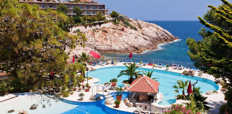 Hotel Eden Roc H 244 Tel De Charme Sant Feliu De Gu 237 Xols