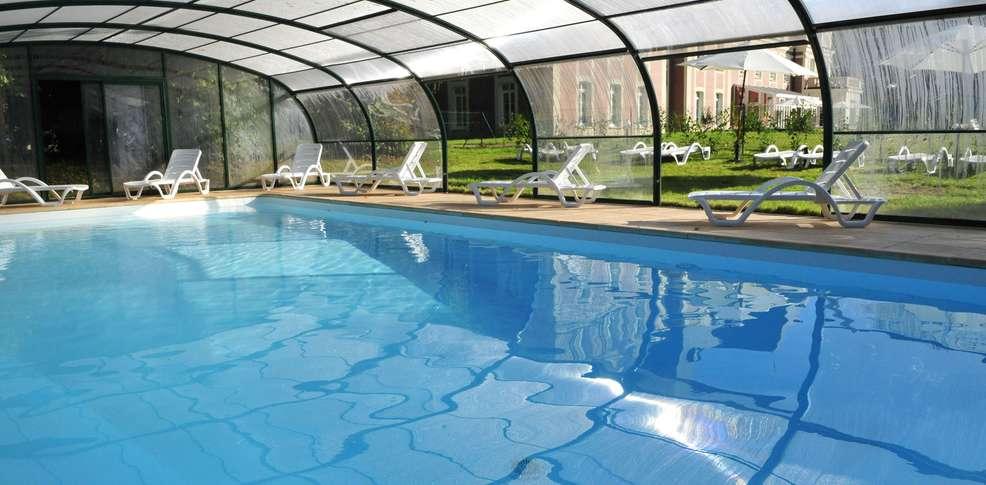 Week end dans les petites villes de charme maniquerville for Hotel baie de somme avec piscine