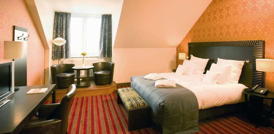 Grand Hotel Amrth Amsterdam - Chambre deluxe