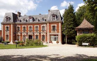 Offre spéciale : Week-end romantique avec champagne près de Giverny, à 1h de Paris
