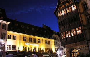 Week-end romantique à Strasbourg