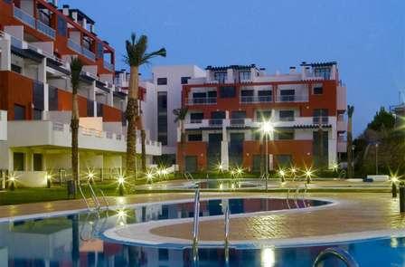 Goedkoop weekend in een appartement aan de Costa de Almería