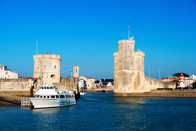 Week end en bord de mer la rochelle avec acc s au spa pour for Appart hotel week end