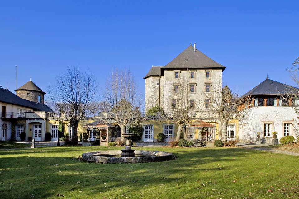 chteau de candie faade - Chateau De Candie Mariage