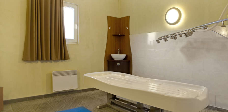 Le Relais du Plessis - Espace massage