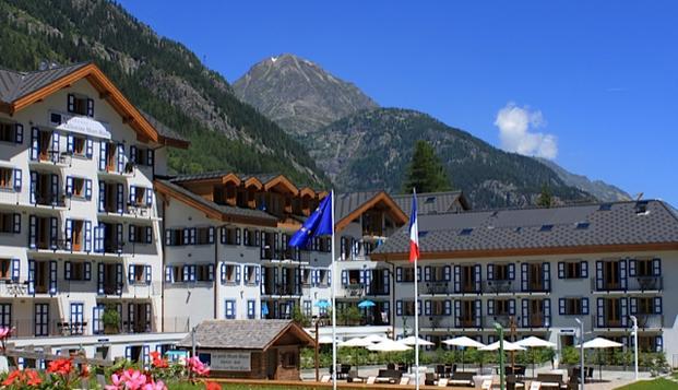 Week-end bien �tre au pied du Mont Blanc