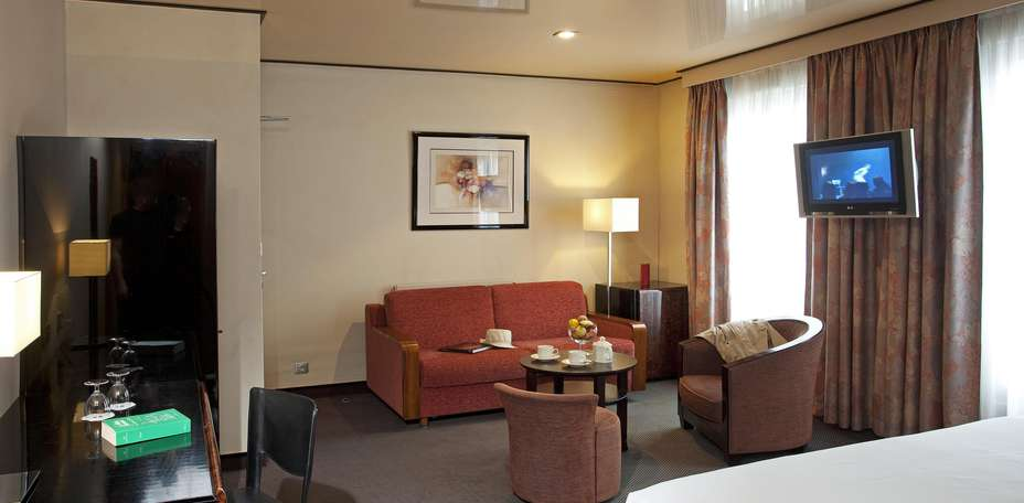 Best Western de la Poste - Junior suite