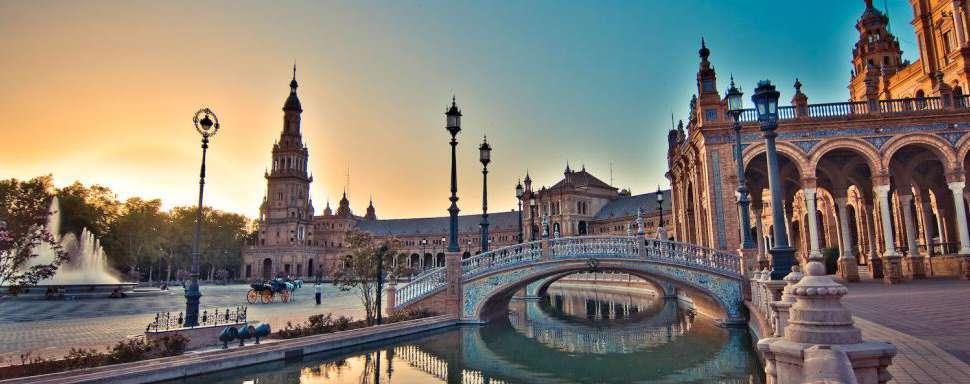 fin de semana Sevilla