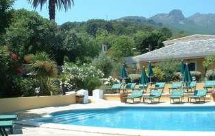 Week-end en chambre charme en Corse