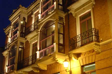Escapada relax en privado con toque romántico en Zamora