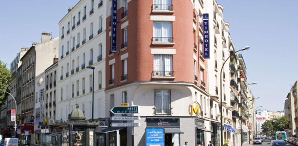 Timhotel Paris Boulogne -